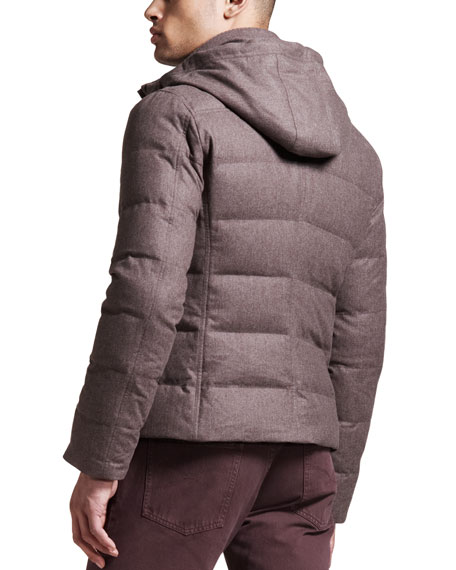 Down-Fill Parka