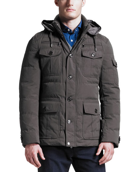 Helicopter Down-Fill Jacket