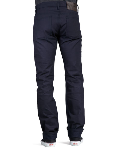 WeirdGuy Blue Selvedge Jeans