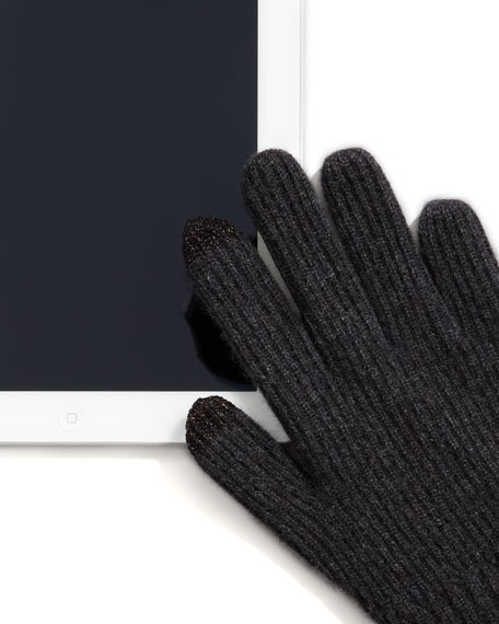 Cashmere Smart Gloves
