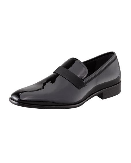 Salvatore Ferragamo Antone Patent Loafer