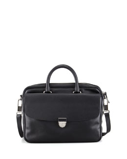 Giorgio Armani Front-Pocket Briefcase