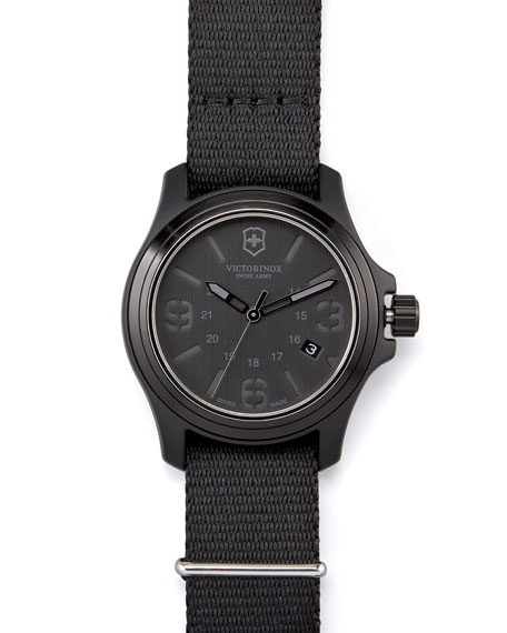 Original Watch, Black
