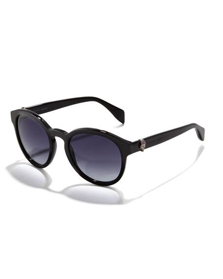 Round Skull Sunglasses