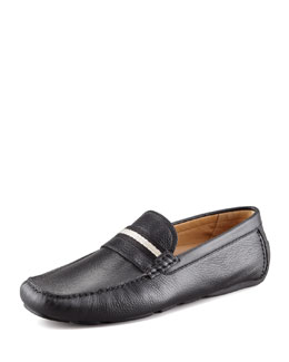Bally Wabler Driver, Black