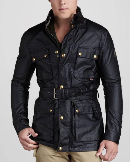 Roadmaster Waxed Cotton Jacket