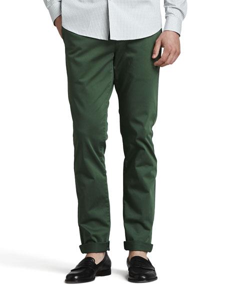 Slim Four-Pocket Pants, Raft