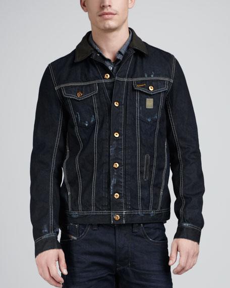 Elshar Denim Jacket