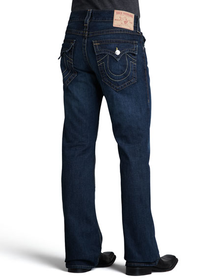 Billy Boot-Cut Monte Jeans