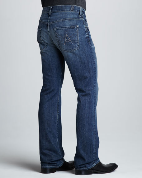 Brett A-Pocket Nakkita Gray Jeans