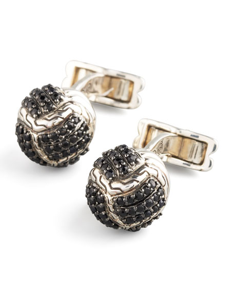 Braid Ball Cuff Links