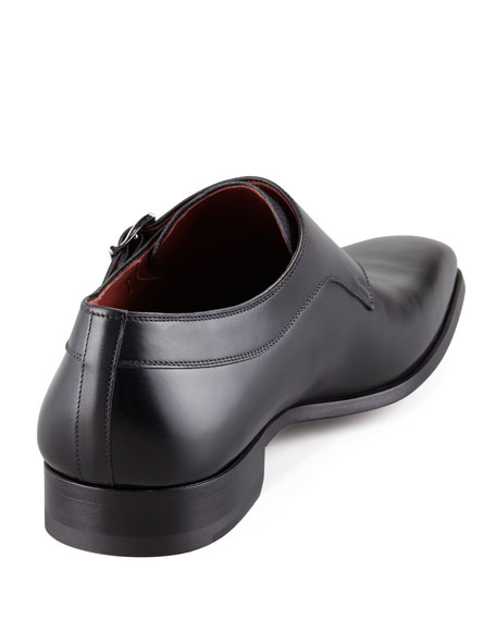 Double-Monk Loafer