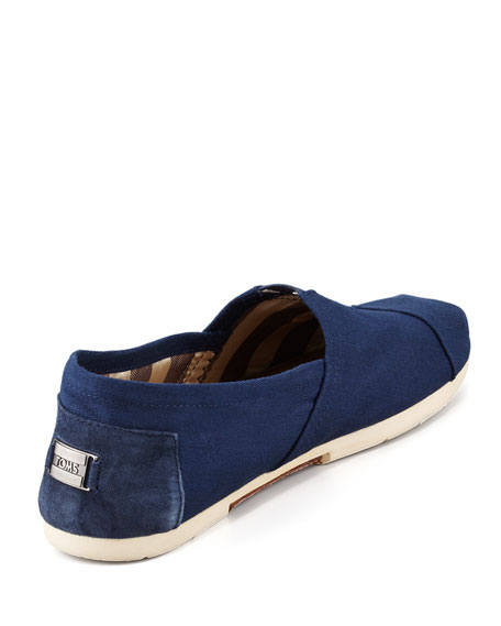 Ashby Twill Slip-On, Denim