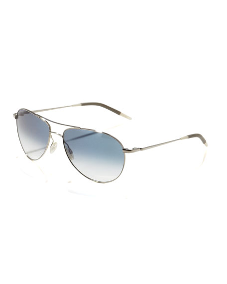 Benedict Aviator Sunglasses
