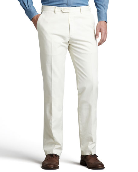 Four-Pocket Trousers