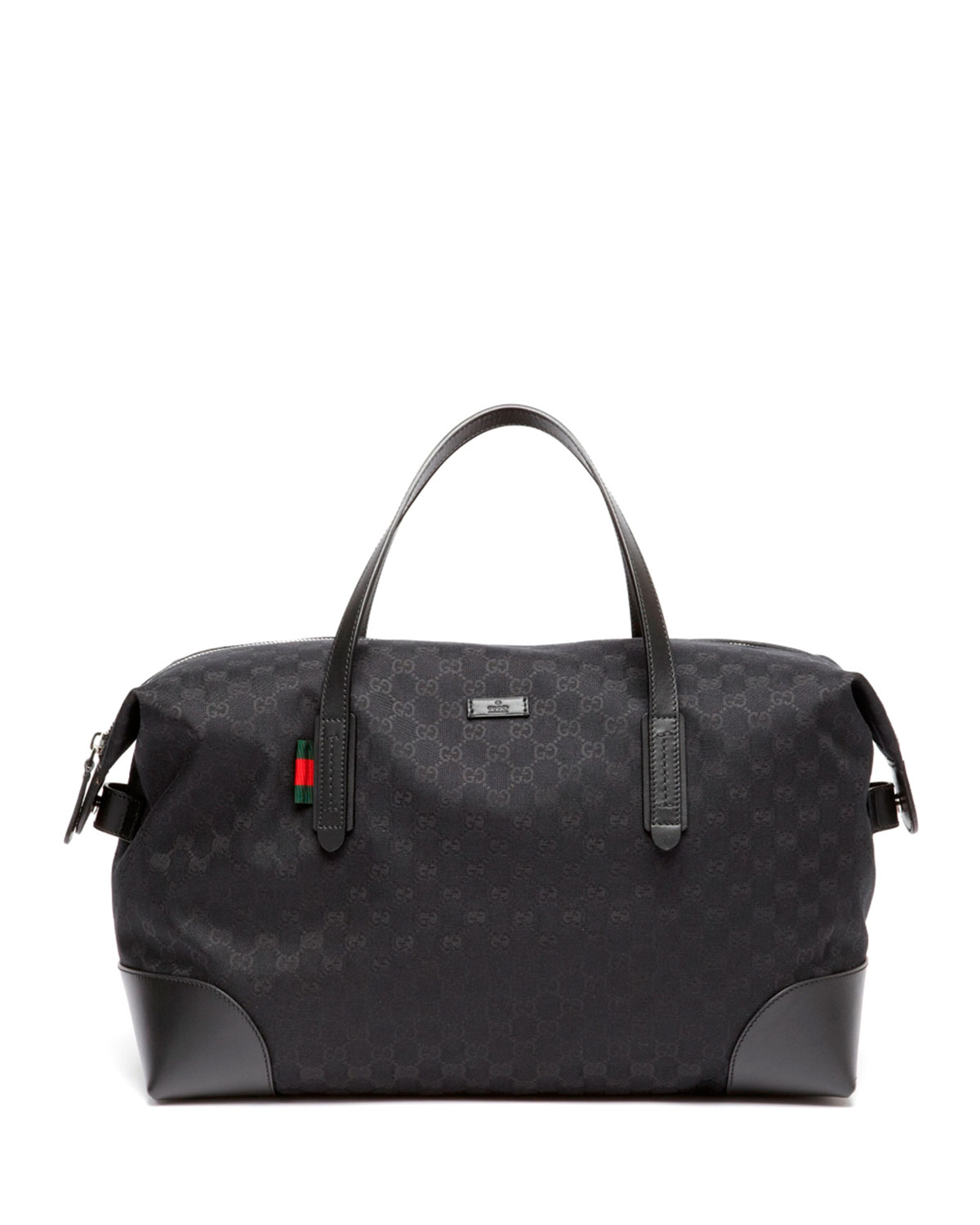 3c3022611181 Gucci GG Canvas Carry-On Duffel Bag | Neiman Marcus