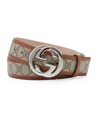 Gucci Interlocking G Belt