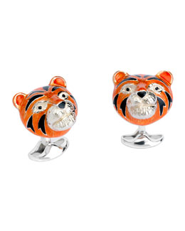 Deakin & Francis Tiger Cuff Links