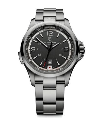 Victorinox Swiss Army Night Vision LED Watch