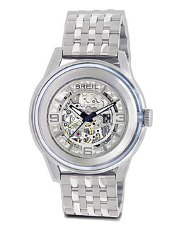 Breil Orchestra Automatic Skeleton Watch