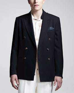 Maison Martin Margiela Double-Breasted Sport Coat