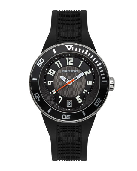 Extreme Rubber-Strap Watch