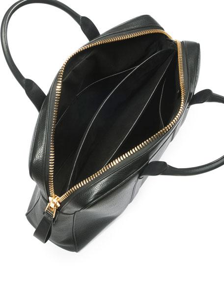 Buckley Leather Duffel Bag, Small