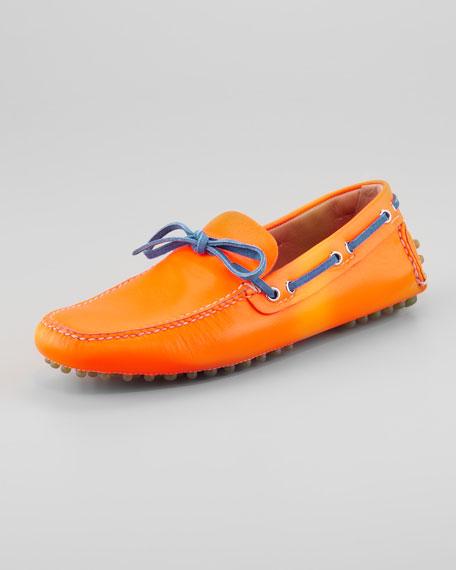 Contrast-Tie Driver, Orange
