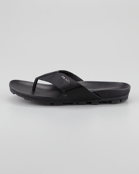 Nylon Thong Sandal