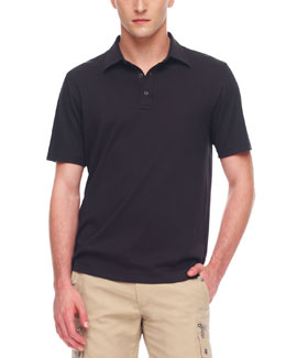 Michael Kors  Sleek Cotton Polo