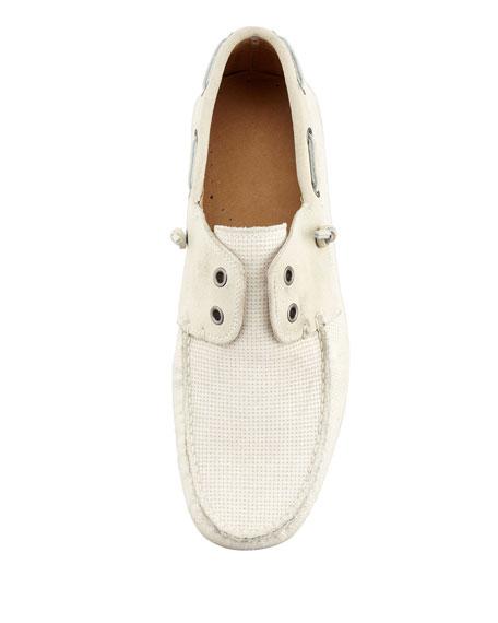 Schooner Boat Shoe, Tan