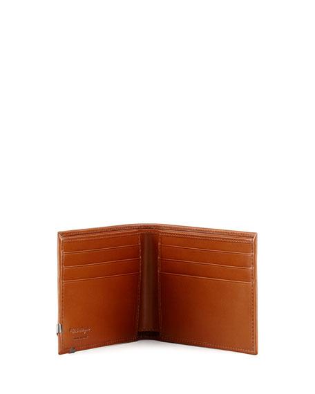 Angolino Leather Bi-Fold Wallet