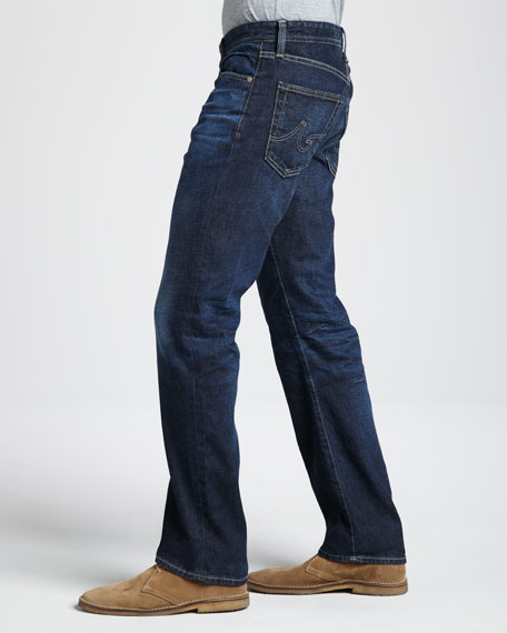Protege Classic Straight 7-Year Wash Jeans
