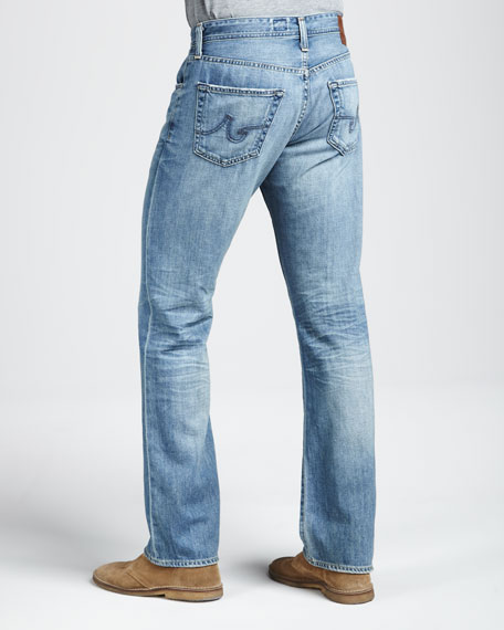 Protege Classic Straight 18-Year Wash Jeans