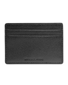 Michael Kors  Saffiano Card Carrier