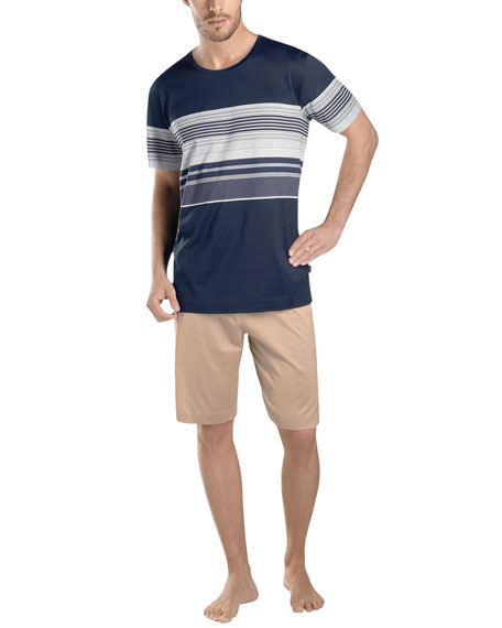 Mason Short Pajama Set