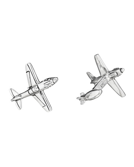 WWII Fighter Plane Cuff Links