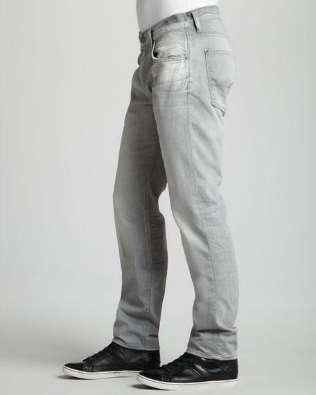 Grove Straight-Leg Jeans