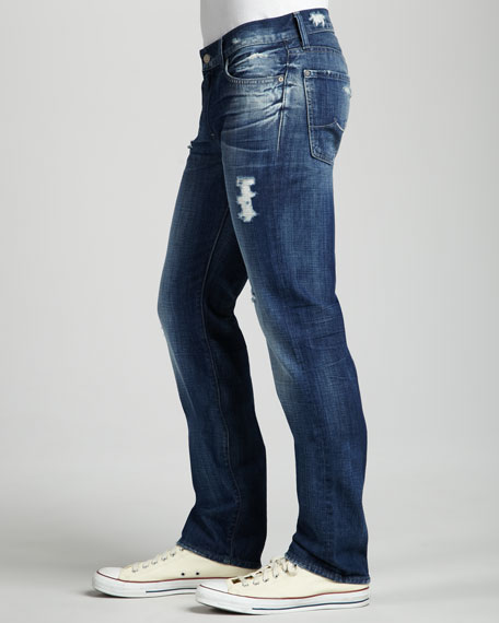 Mosby Creel Destroyed Jeans