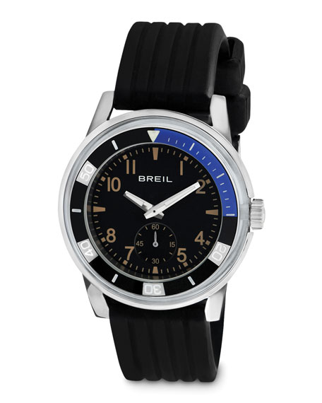 Orchestra Multifunction Silicon-Strap Watch