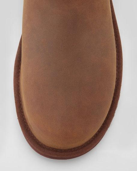 Classic Mini Deco Boot, Brown