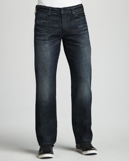 7 For All Mankind Standard Porter Mist Jeans