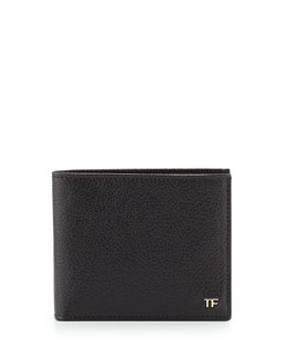 Tom Ford Money Clip Wallet, Black