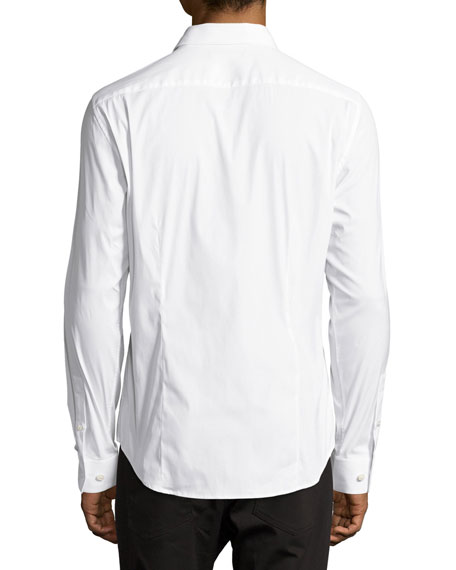 Theory Sylvain Tailored-Fit Sport Shirt