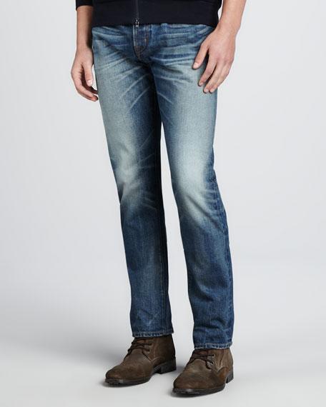 Jefferson Selvedge Jeans