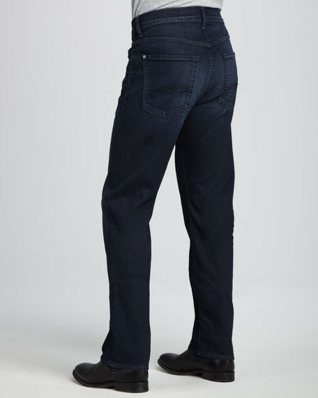 Luxe Performance: Carsen Blue Ice Jeans