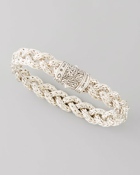 Men's Classic Chain Braided Bracelet