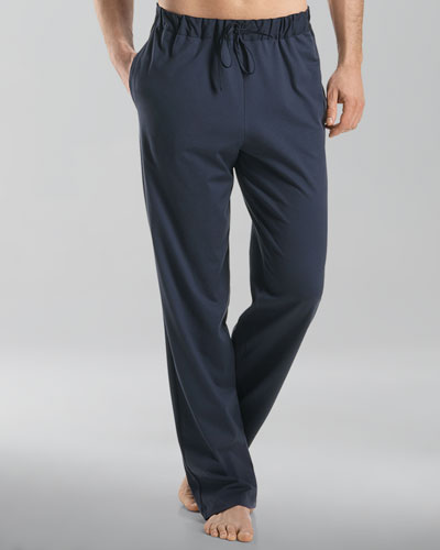 Night & Day Lounge Pants, Black Iris