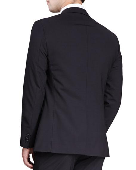 Wellar  New Tailor  Blazer, Black