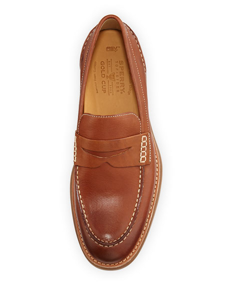 291d821cb51 Sperry Top-Sider Gold Cup Bellingham Penny Loafer